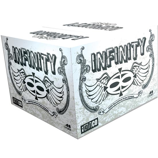 image of a Valken Infinity Paintballs - 2000 Count