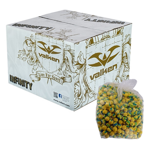 image of a Valken Infinity Paintballs - 500 Count